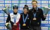 Patinage de vitesse: une médaille d'or et deux de bronze à la Coupe du monde de Nur-Sultan