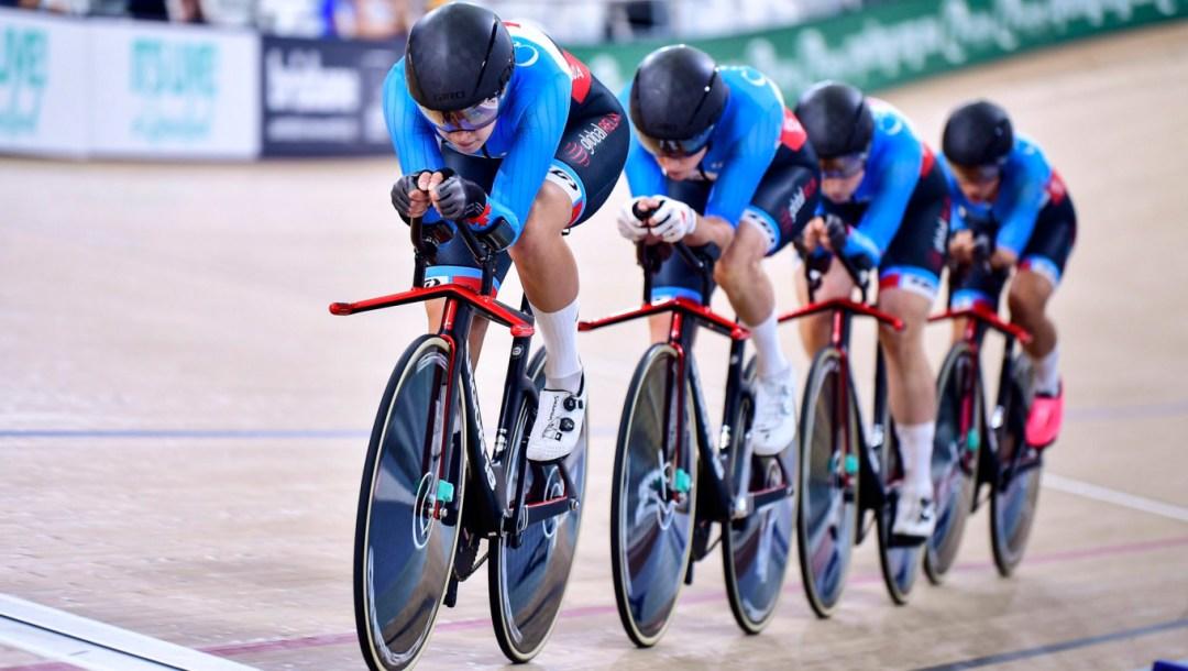 Coupe du monde de cyclisme sur piste de Brisbane en Australie