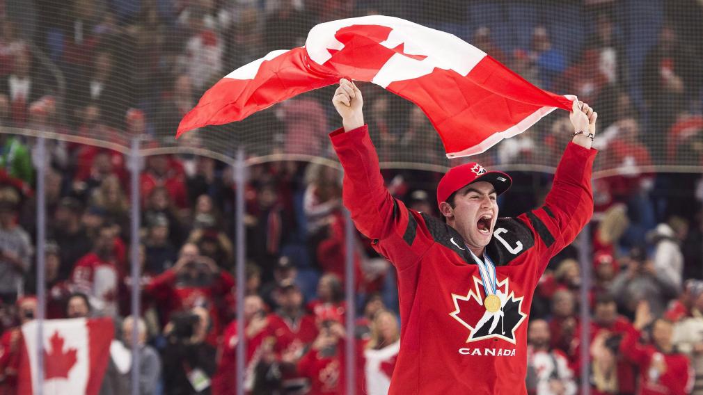 Les 10 meilleurs moments d'Équipe Canada au Mondial junior