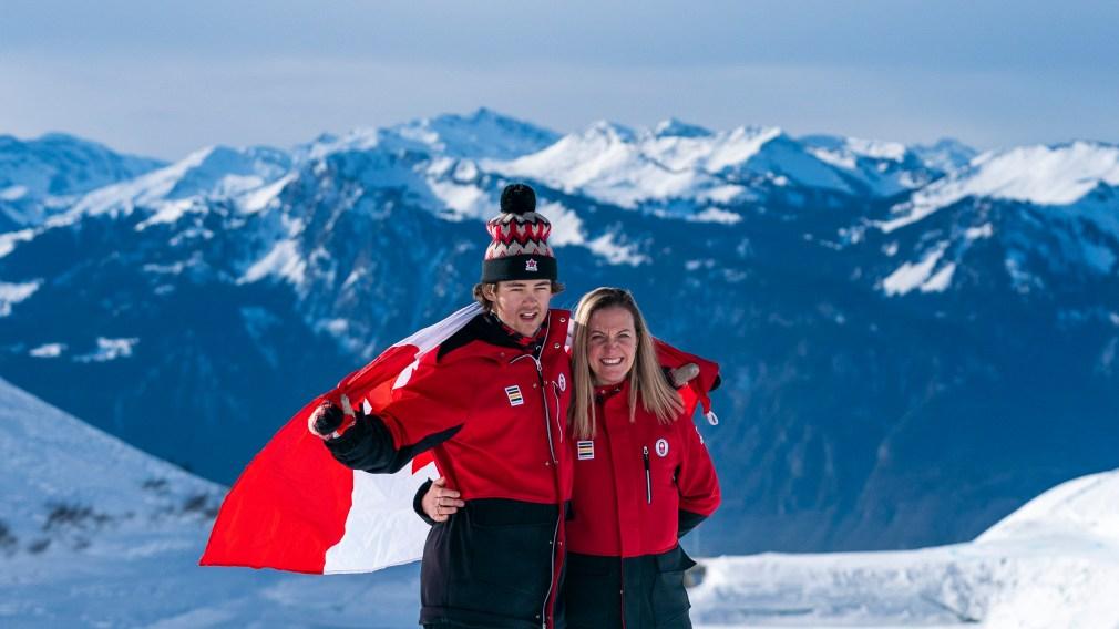 Longino nommé porte-drapeau pour la cérémonie de clôture des Jeux olympiques de la jeunesse d'hiver de Lausanne 2020