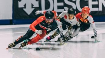 Équipe Canada - Coupe des quatre continents