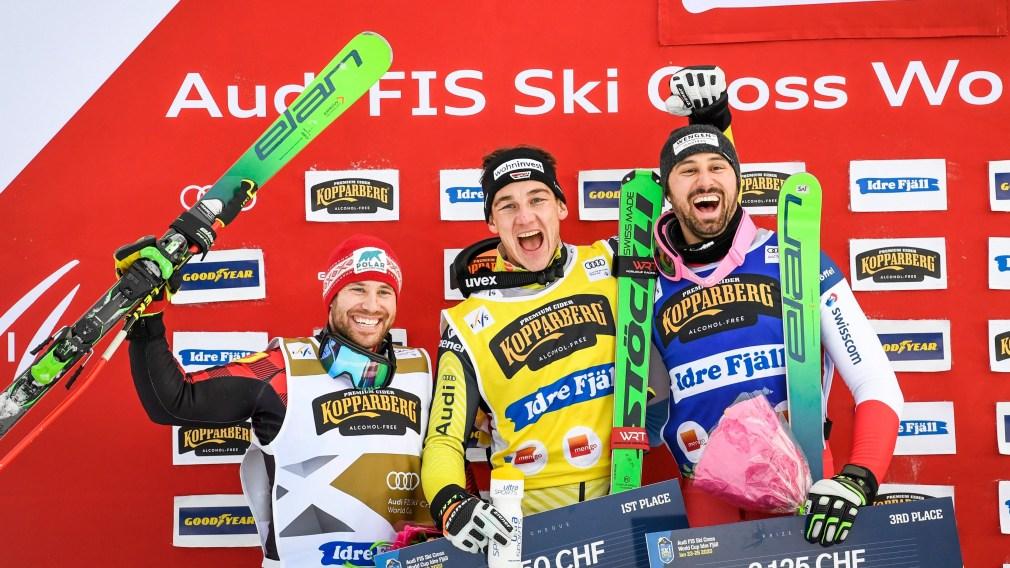 Ski cross : Équipe Canada s'offre quatre médailles à Idre Fjall