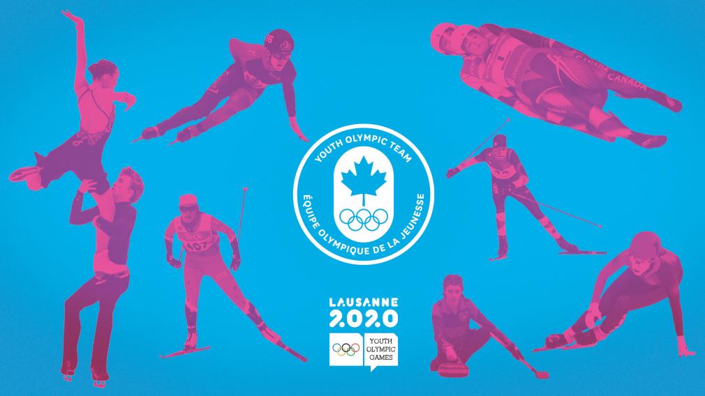 Lausanne 2020 : Voici Équipe Canada