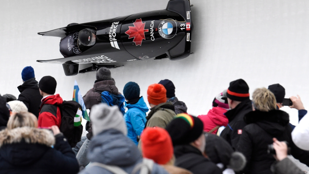 Championnats du monde de bobsleigh
