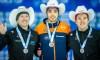 Longue piste: Équipe Canada remporte deux médailles d'argent et une médaille de bronze à la Coupe du monde de Calgary