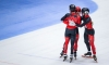 Trois médailles pour Équipe Canada à Dordrecht, dont l'or au relais 5000 m masculin
