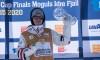 Mikaël Kingsbury remporte son neuvième Globe de cristal consécutif