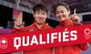 Tennis de table: Mo Zhang et Eugene Wang se qualifient pour Tokyo 2020