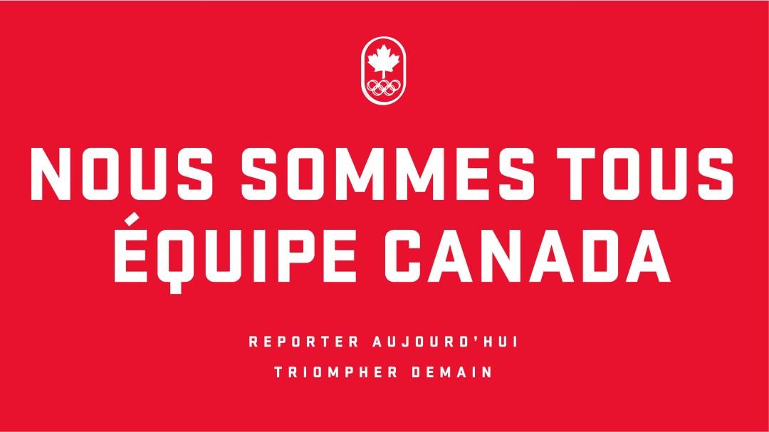 Nous sommes tous Équipe Canada