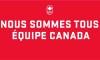 Les partenaires d'Équipe Canada contribuent à aplatir la courbe du coronavirus