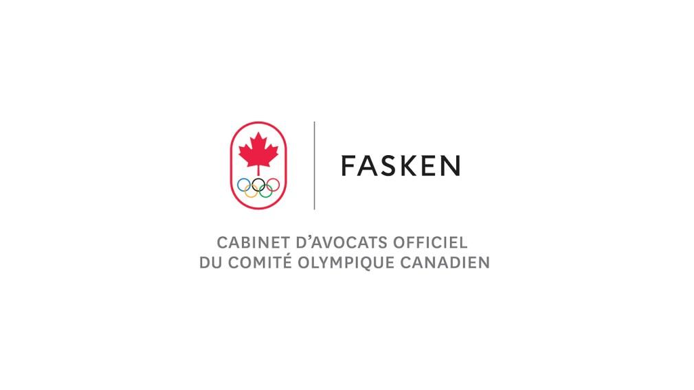 Le COC et Fasken annoncent le premier partenariat de services juridiques de l'histoire d'Équipe Canada