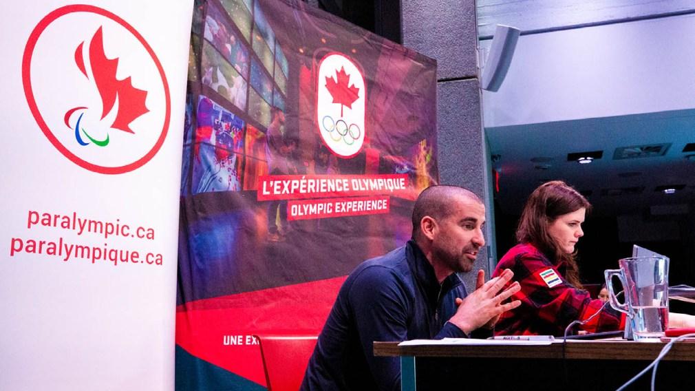 La deuxième séance en direct de Clavardage d'Équipe Canada : un rendez-vous entre 10 athlètes olympiques et paralympiques et des milliers d'enfants de partout au pays