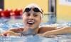 S'ouvrir sur sa santé mentale, un « énorme soulagement » pour la nageuse olympique Emily Overholt