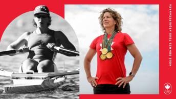 Équipe Canada - Marnie McBean - Tokyo Chef de Mission 2020