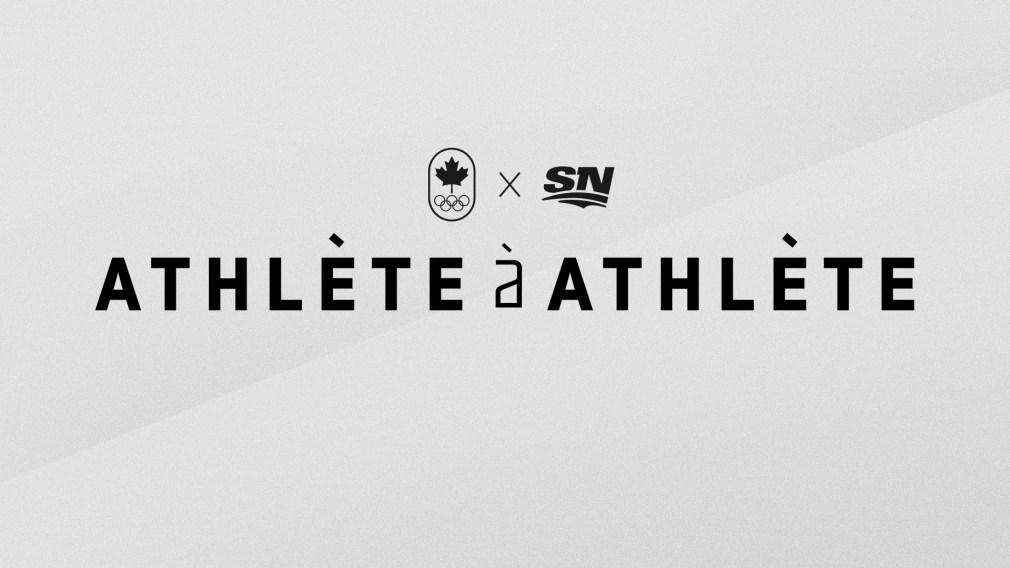 Sportsnet et Équipe Canada lancent AthlèteàAthlète aujourd'hui