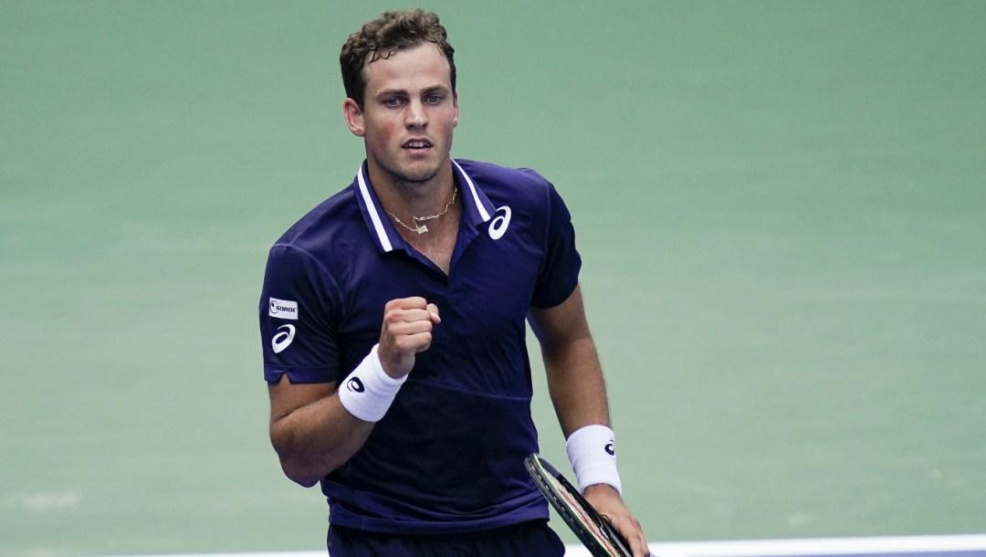 Équipe Canada Vasek Pospisil US Open