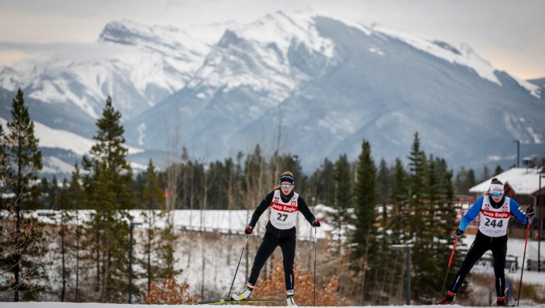 Équipe Canada Dahria Beatty ski de fond Canmore