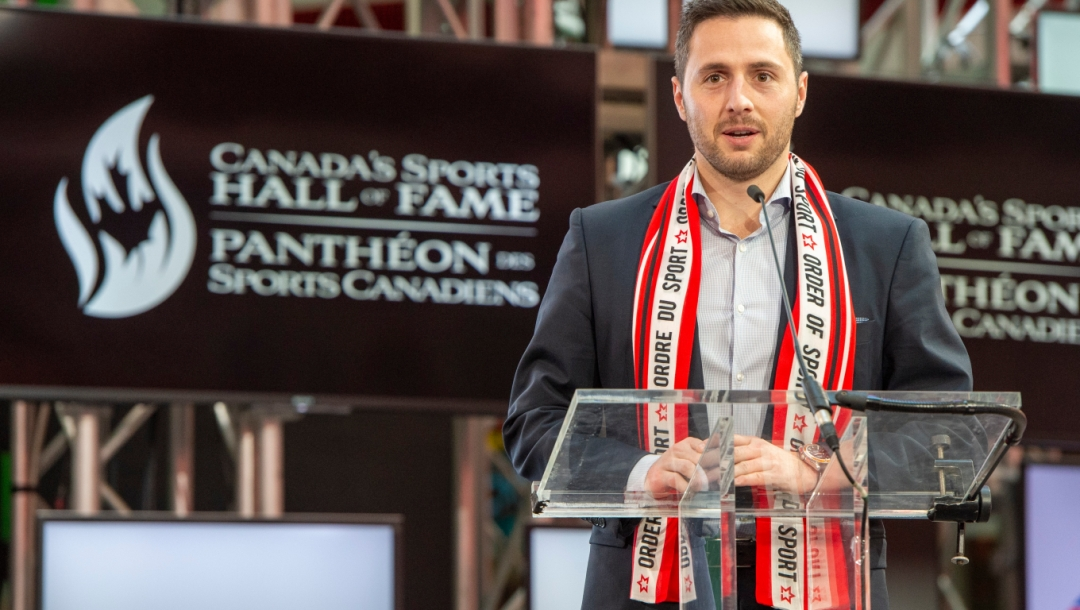 Canada Sports Hall of Fame 20191023