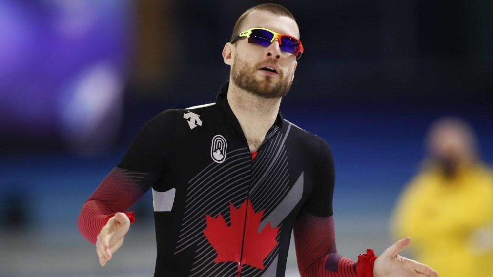 Patinage de vitesse : des médailles d'argent pour Laurent Dubreuil et Ivanie Blondin