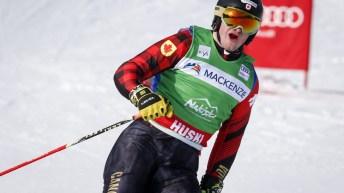 Médaille d'argent pour le Canada au tout premier événement de ski cross par équipes mixtes en Coupe du monde