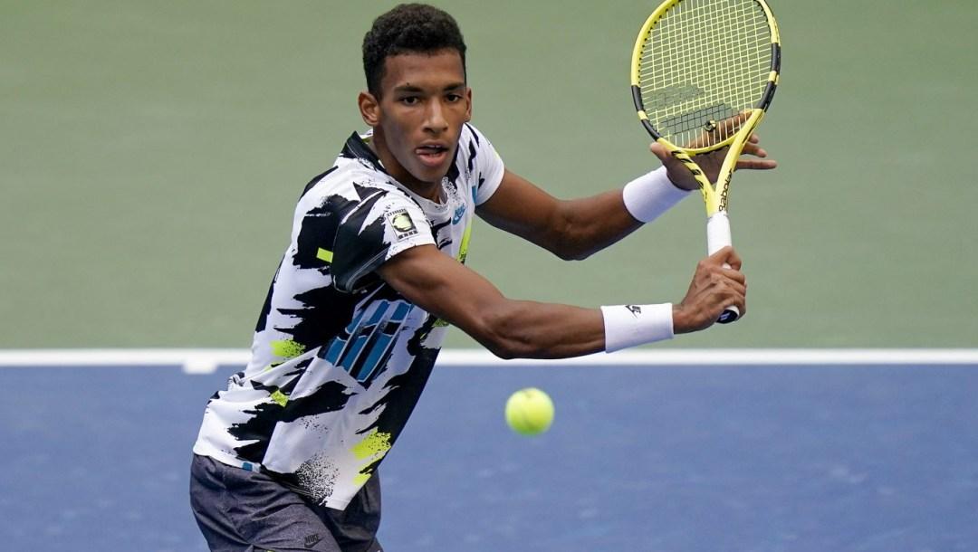 Felix Auger-Aliassime, US Open Tennis, Tennis Canada