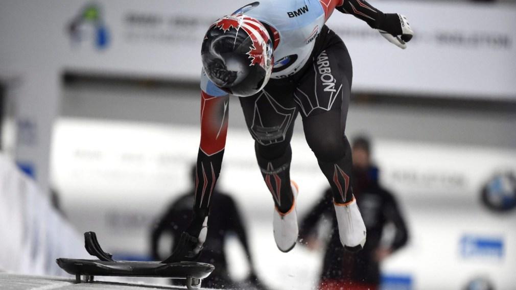 Jane Channell glisse vers le bronze à la Coupe du monde de Königssee