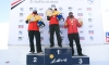 Le Canada sur le podium en bobsleigh à deux