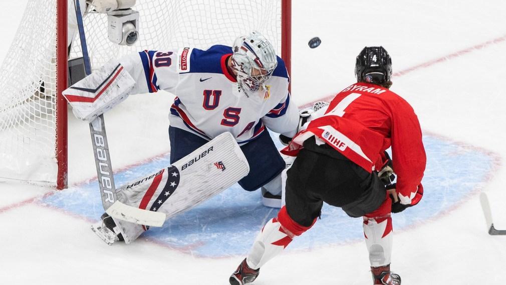 Mondial junior : Équipe Canada décroche la médaille d'argent