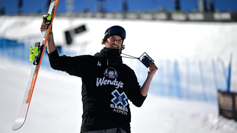 Evan McEachran remporte le bronze en slopestyle aux X Games d'Aspen