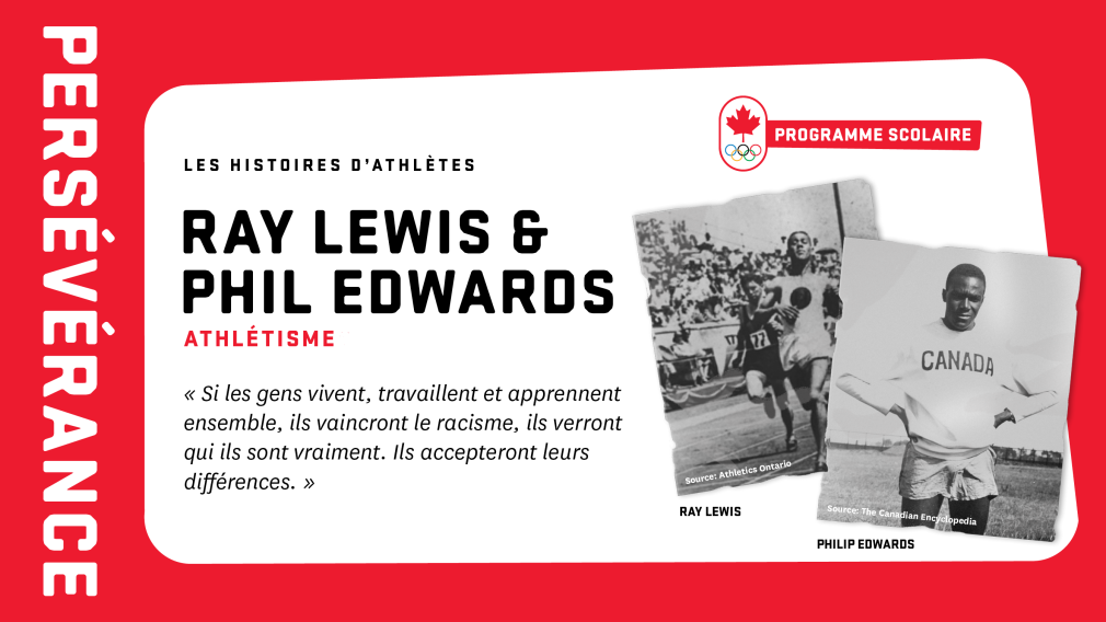 Ray Lewis & Phil Edwards