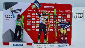 Équipe Canada Reece Howden Ski cross Coupe du monde