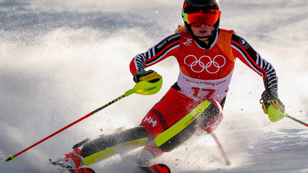 Vitesse sur neige : les skieurs alpins canadiens en mettent plein la vue à l'entraînement