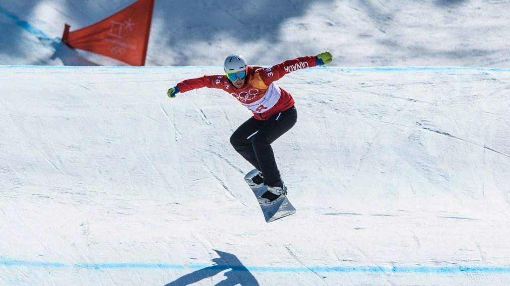 Le bronze aux Mondiaux de snowboard cross pour Eliot Grondin