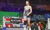 Les lutteuses Erica Wiebe et Olivia di Bacco sur le podium en Ukraine