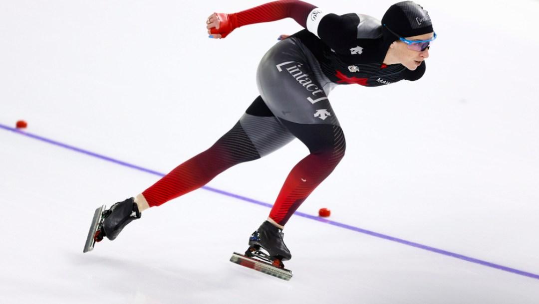 Équipe Canada Ivanie Blondin