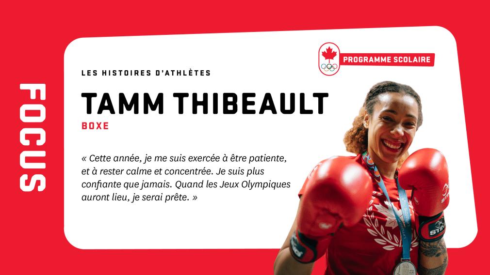 Tamm Thibeault