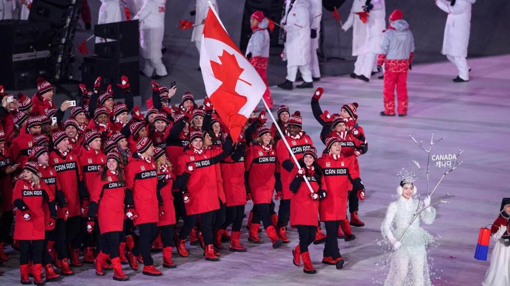 Image de Team Canada a PyeongChang 2018