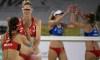 Volleyball de plage : Pavan et Humana-Paredes gagnent l'argent à la Coupe Katara