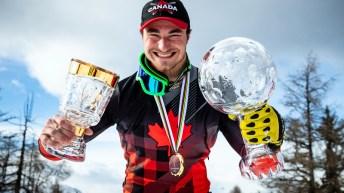 Équipe Canada - Reece Howden - Ski cross - Globe de cristal
