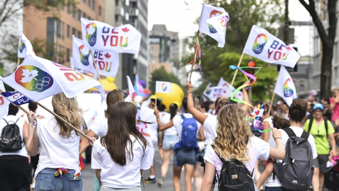 Team Canada Montreal Pride