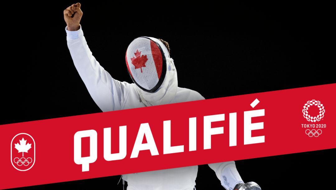 Blais Bélanger - Qualification olympique - Tokyo 2020