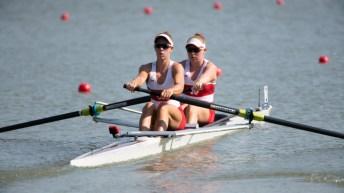 Équipe Canada Hillary Janssens Aviron