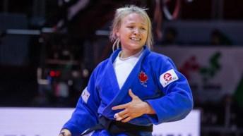 Équipe Canada Jessica Klimkait Montréal 2019