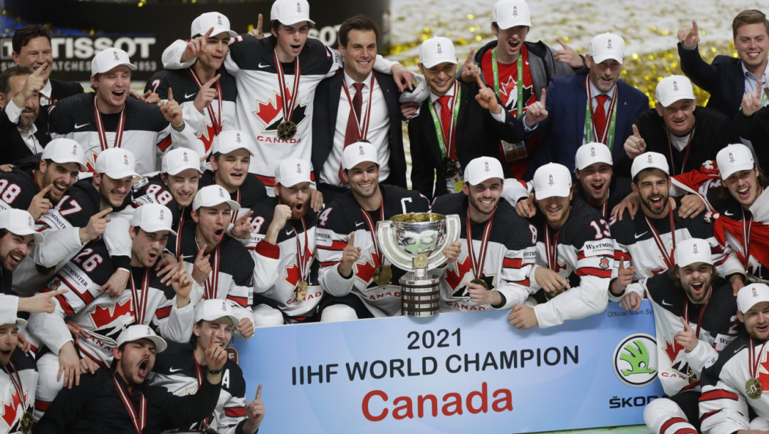 Équipe Canada - Hockey - Mondial de l'IIHF 2021