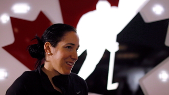 Équipe Canada - Caroline Ouellette