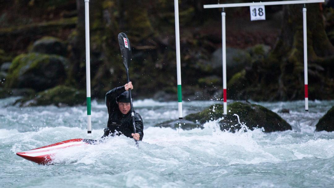 Équipe Canada Florence Maheu canoë-kayak slalom