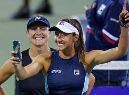 Gabriela Dabrowski et Luisa Stefani