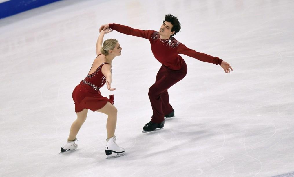 Piper Gilles et Paul Poirier