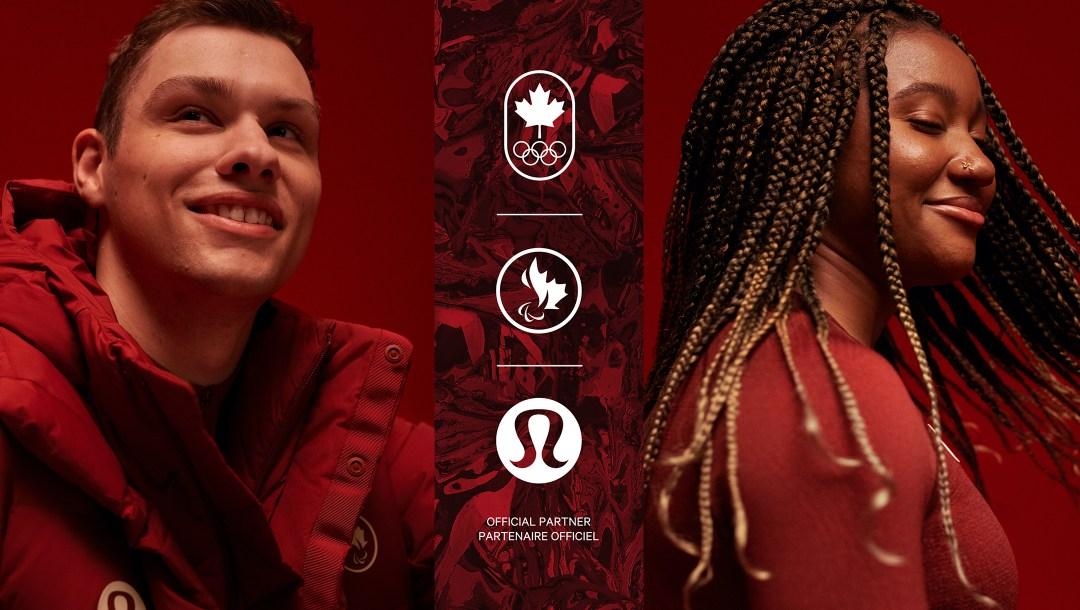 Team Canada x lululemon